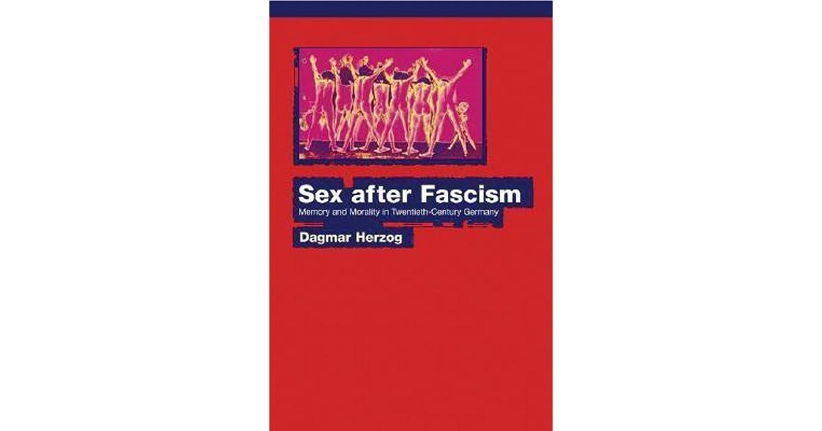 Dagmar herzog sexuality in europe a twentieth-century history