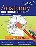 Kaplan Anatomy Coloring Book By Stephanie Mccann