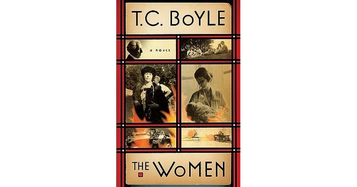 the women boyle t c