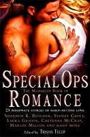 The Mammoth Book Of Special Ops Romance (Mammoth Books)