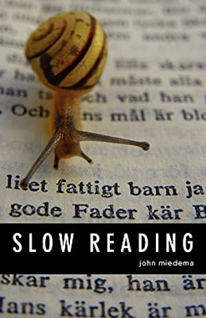 [Read] ➻ Slow Reading ➸ John Miedema – Sunkgirls.info