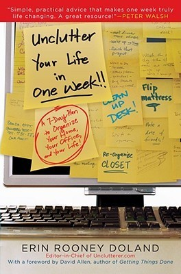 Unclutter Your Life in One Week-Gallery Books (2010)