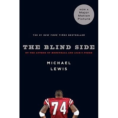 The blind side book review