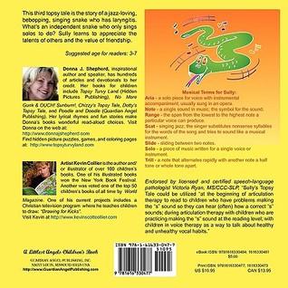 Sully's Topsy Tale by Donna J. Shepherd