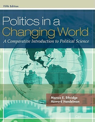 Marcus E Ethridge Howard Handelman Politics in