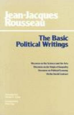 Basic Political Writings by Jean-Jacques Rousseau