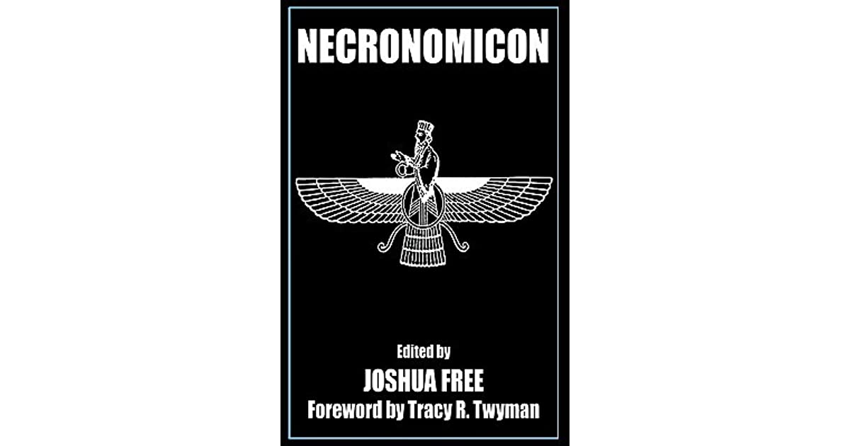Necronomicon by Joshua Free