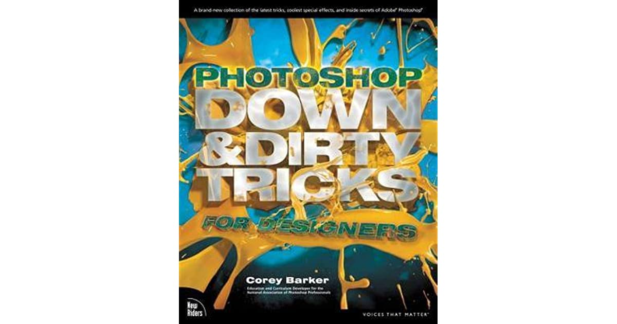 Photoshop Elements 3 Down /& Dirty Tricks