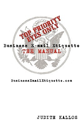 Business E-mail Etiquette THE MANUAL