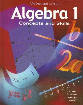 Algebra 1: Concepts and Skills