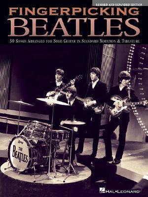 Fingerpicking Beatles: 30 Songs Arranged for Solo Guitar in Standard Notation & Tablature