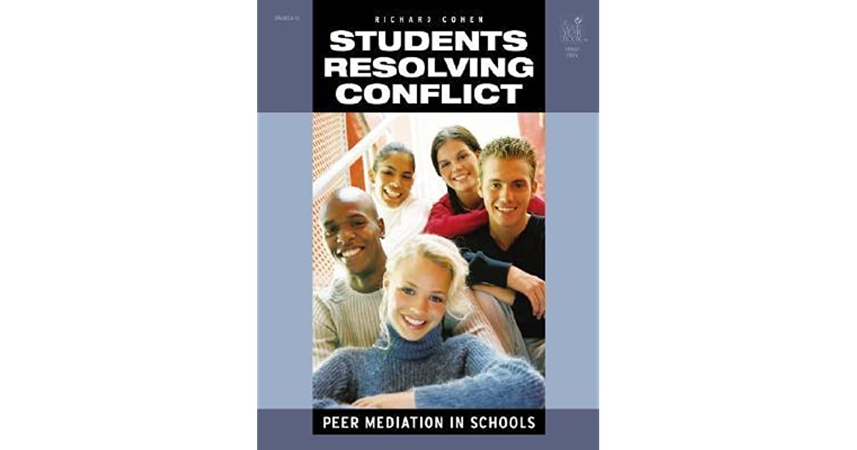 mediation resolving the conflict of racism essay Chapter 3: managing conflict with your boss overview the special case of conflict between a direct report and a boss presents unique challenges.