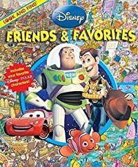 Disney Friends & Favorites: Look and Find