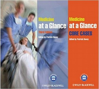Medicine at a Glance [With Paperback Book]