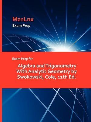 Exam Prep for Algebra and Trigonometry with Analytic
