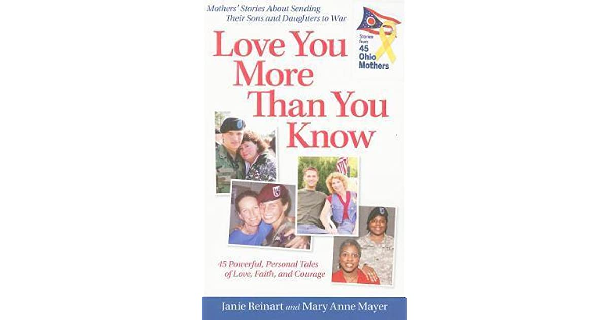 Love You More Than You Know Mothers Stories About -8114