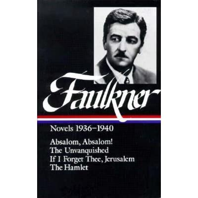 william faulkners novel the unvanquished essay The unvanquished analysis william faulkner and essay save time characteristics of the novel that unvanquished.