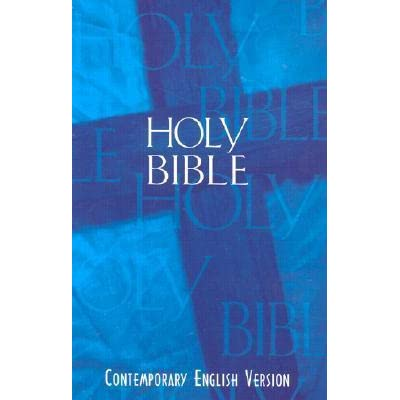 Holy Bible: CEV - Contemporary English Version by Anonymous