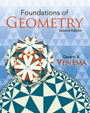 Foundations of Geometry (2nd Edition) (Featured Titles for Geometry)