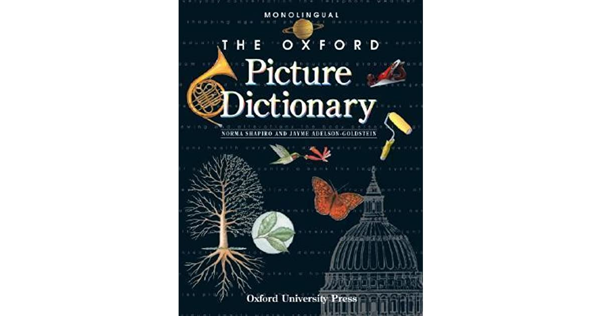 Oxford Picture Dictionary - 3rd Edition