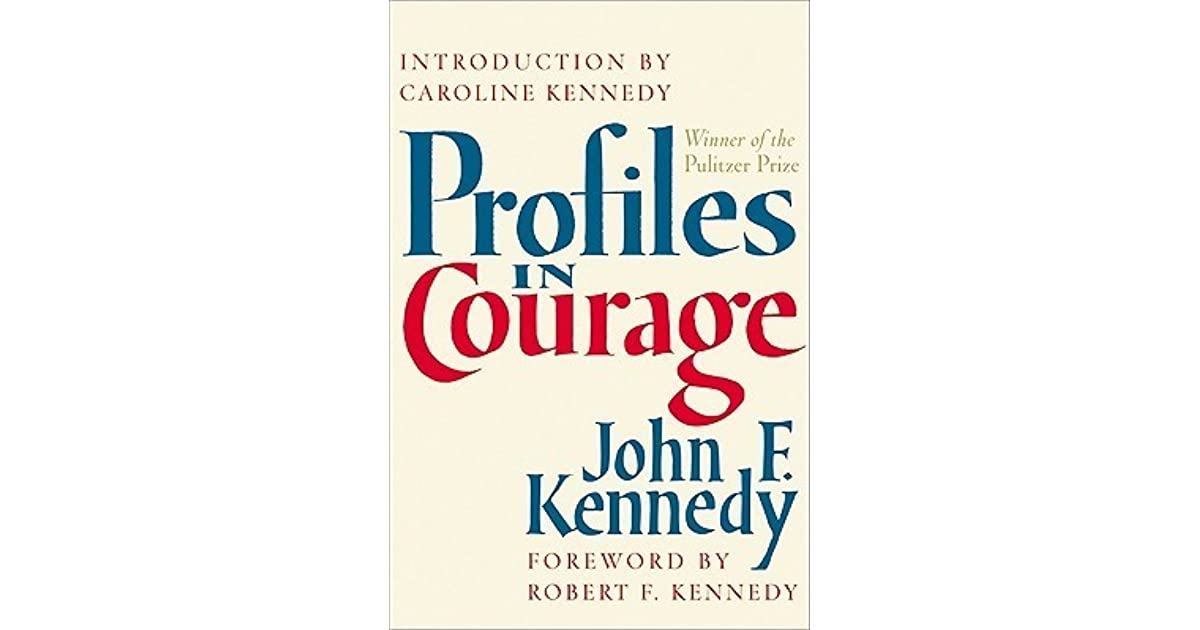 profiles in courage summary