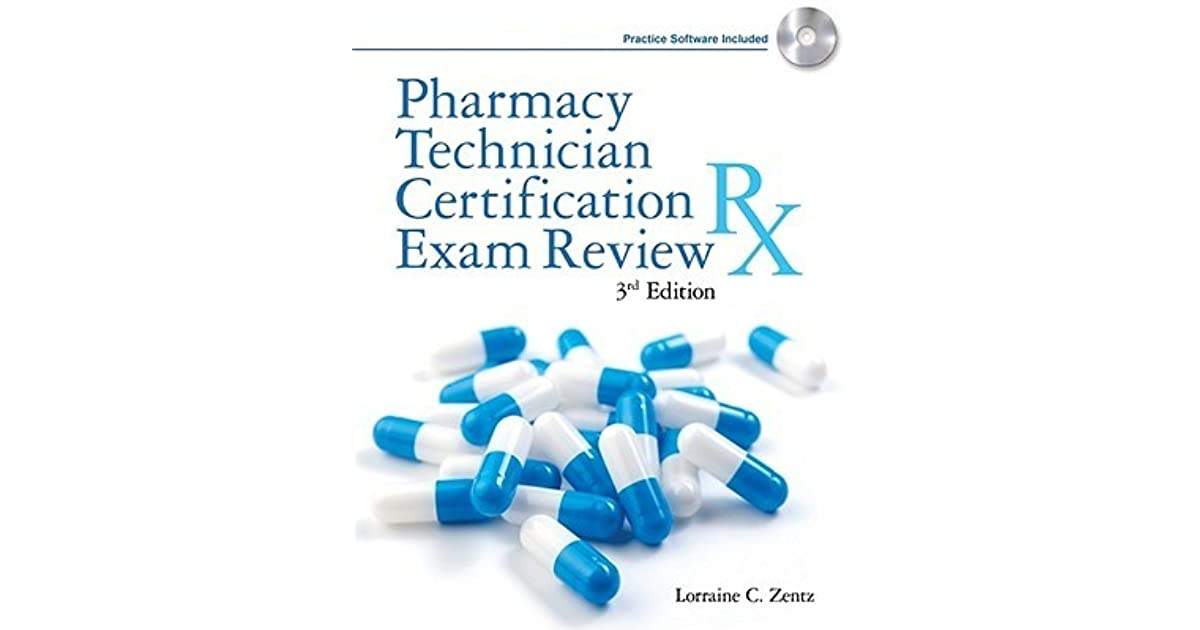 Pharmacy Technician Certification Exam Review By Lorraine C Zentz
