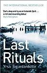 Last Rituals by Yrsa Sigurðardóttir