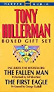 Tony Hillerman Boxed Gift Set: Includes the Bestsellers: The Fallen Man, the First Eagle