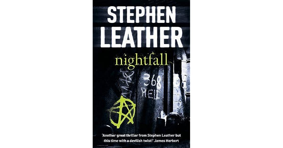 Nightfall (Jack Nightingale, #1) by Stephen Leather