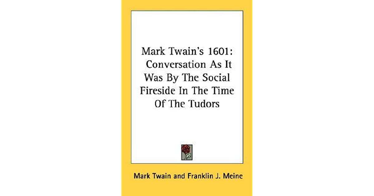 Mark twain compared sex and peeing
