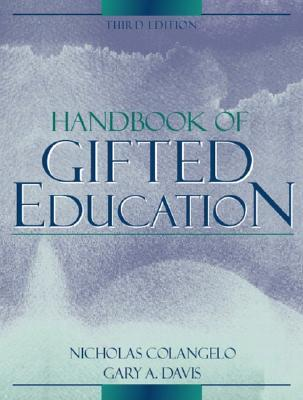 Handbook of Gifted Education