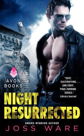 Night Resurrected (Envy Chronicles, #6)