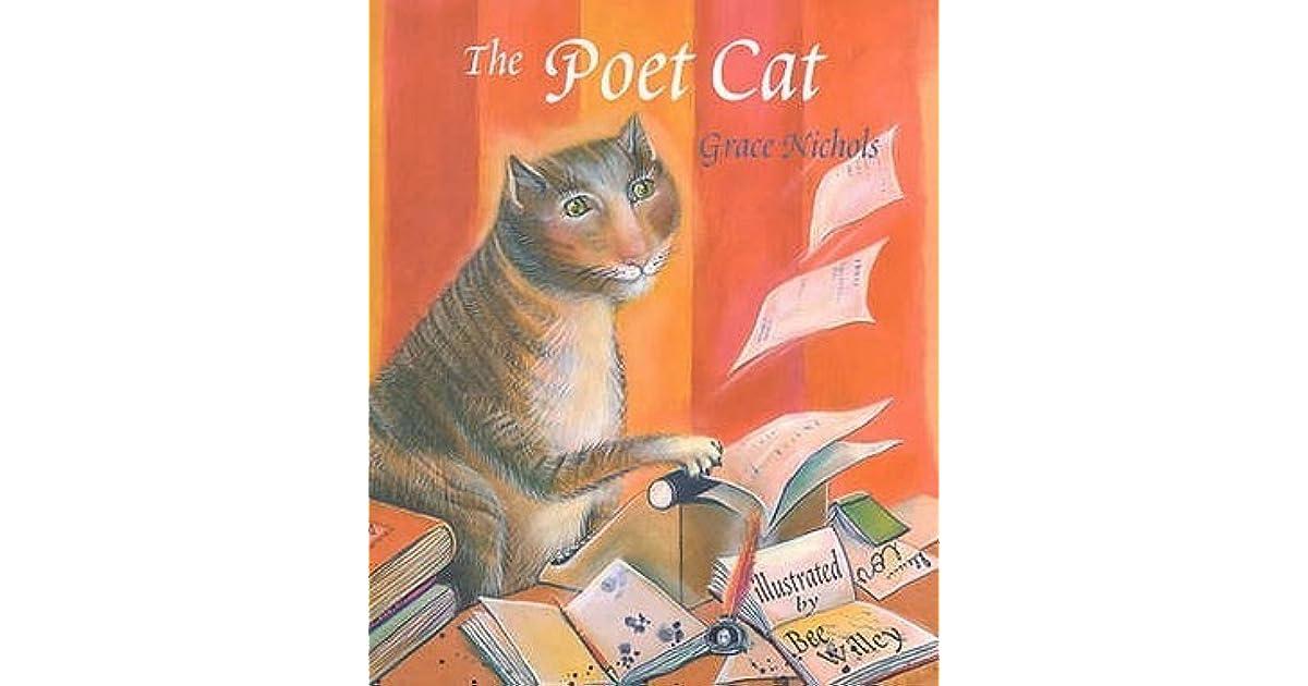 The Poet Cat By Grace Nichols