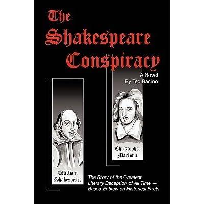 shakespeare conspiracy