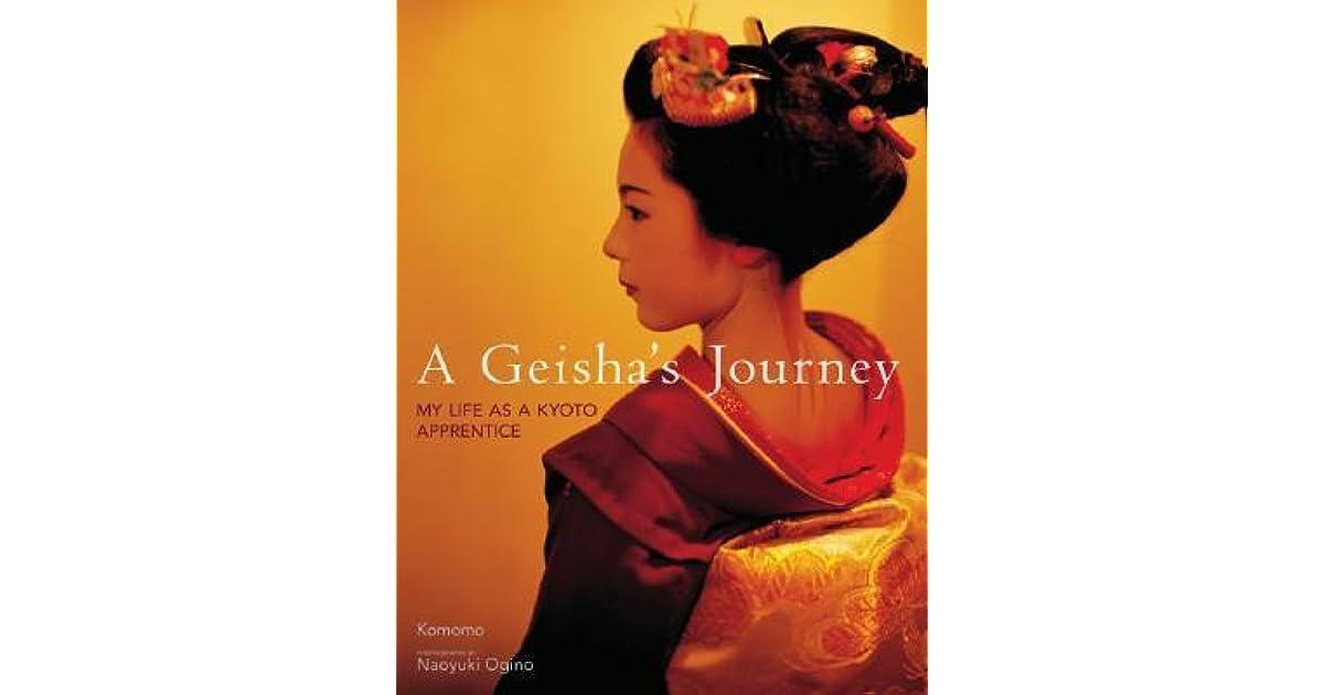 mon journal de geisha cinq ans dapprentissage a kyoto