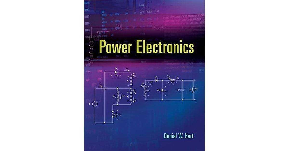 Power electronics by daniel hart fandeluxe Choice Image