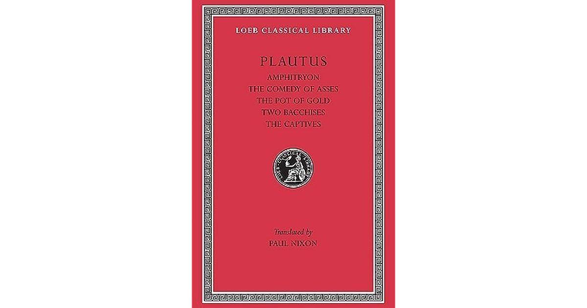 plautus pot of gold