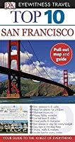 Top 10 San Francisco [With Map] (DK Eyewitness Top 10 Travel Guides)