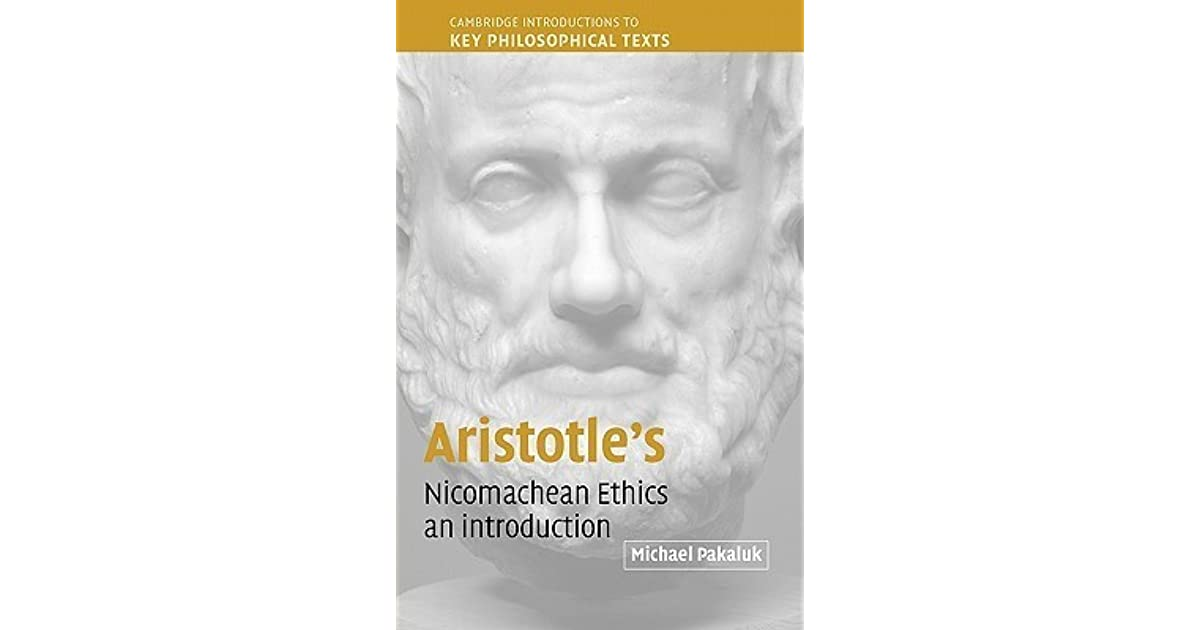 an overview of nicomachean ethics Struggling with aristotle's the nicomachean ethics check out our thorough summary and analysis of this literary masterpiece.