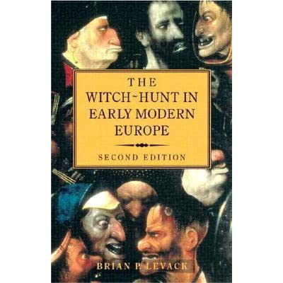 the european witch hunt The epoch of medieval european history concerning the vast and complicated witch hunts spanning from 1450 to 1750 is demonstrative of the socioeconomic, religious, and cultural changes that were occurring within a population that was unprepared for the reconstruction of society.