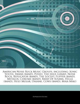 Articles on American Noise Rock Music Groups, Including: Sonic Youth, Swans (Band), Polvo, the Jesus Lizard, Noise Rock, Replicator (Band), the Locust, Flipper (Band), Metalux, Chrome (Band), Band of Susans, Hella (Band), Holy Molar