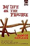Boy Life on the Prairie