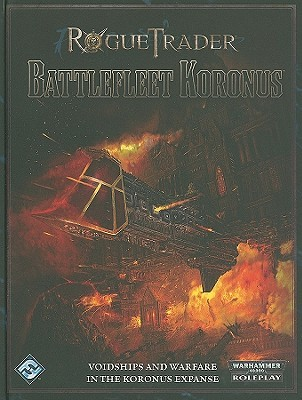 Rogue Trader: Battlefleet Koronus