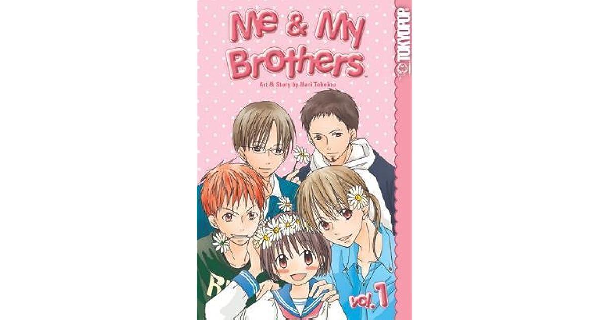Me My Brothers Vol 1 By Hari Tokeino