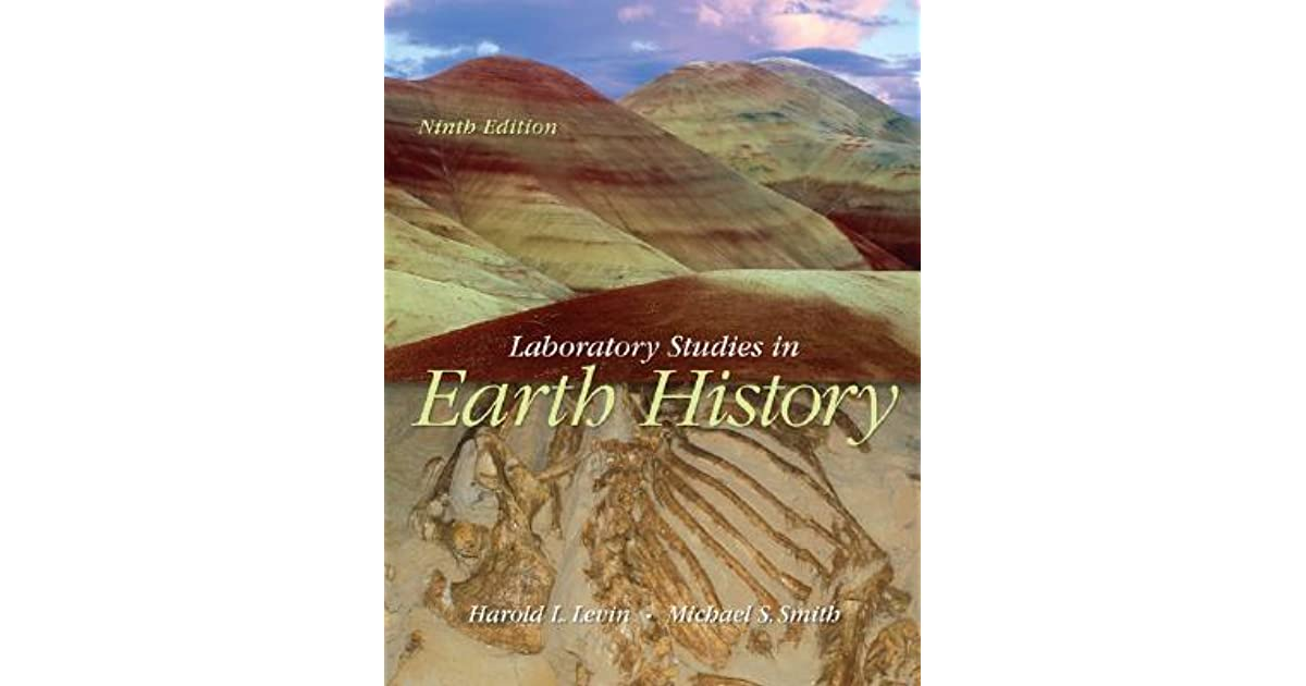 Laboratory Studies In Earth History By Harold L Levin