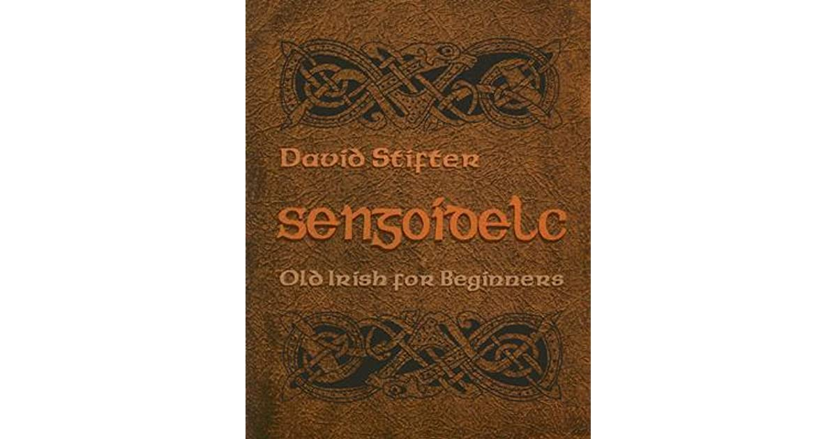 Sengoidelc old irish for beginners by david stifter fandeluxe Images