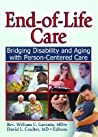 End-Of-Life Care: Bridging Disability and Aging with Person Centered Care