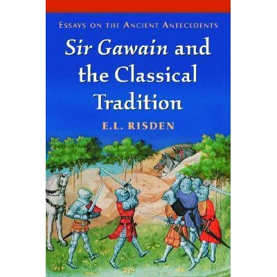 an examination of the epic poem sir gawain and the green knight