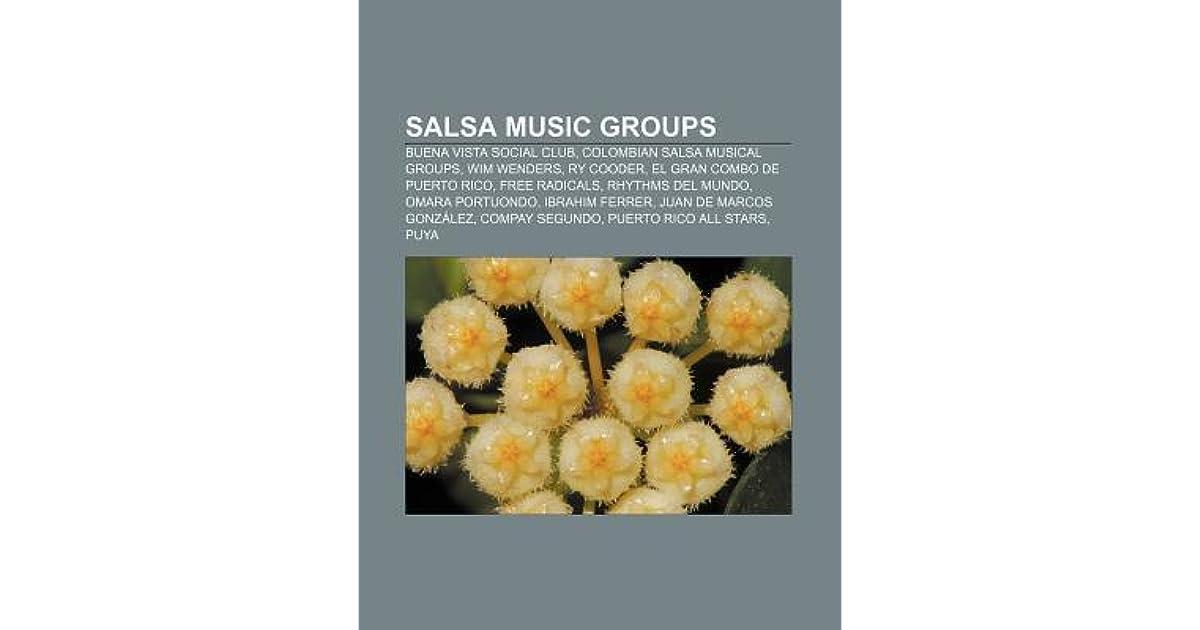 Salsa Music Groups: El Gran Combo de Puerto Rico, Free Radicals ...
