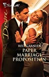 Paper Marriage Proposition (Gage Brothers #1)